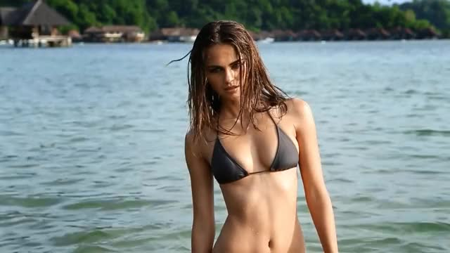 Watch and share Xenia Deli GIFs and Swimsuit GIFs by shapesus on Gfycat