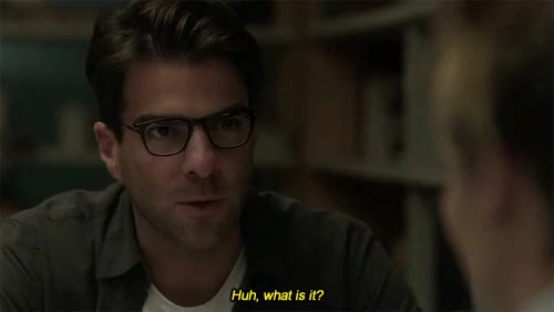 Watch and share Zachary Quinto GIFs and Girlshbo GIFs on Gfycat