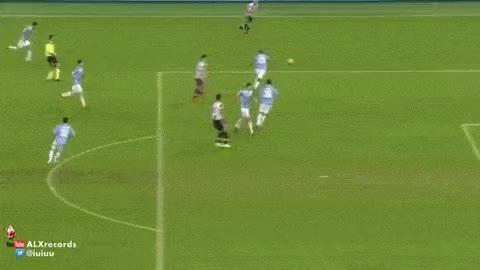 Watch and share Panagiotis Kone Amazing Goal Lazio 0 - 1 Udinese (Coppa Italia) 2015 GIFs on Gfycat