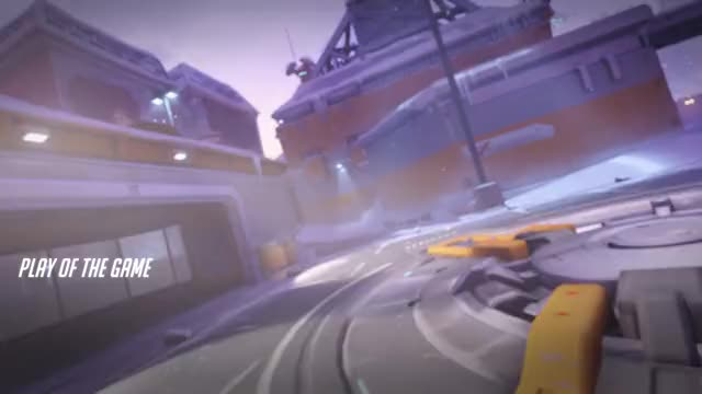 Watch grammy walking to b GIF on Gfycat. Discover more ana, overwatch, potg GIFs on Gfycat