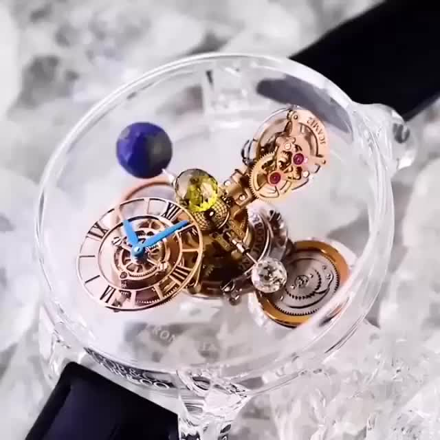 Watch and share Jacob & Co. Tourbillon Watch GIFs by Slim Jones on Gfycat