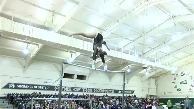 Watch and share Sacramento State GIFs and Gymnastics GIFs by gymtiger17 on Gfycat