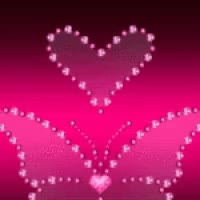 Watch and share Pink Heart And BF GIFs on Gfycat