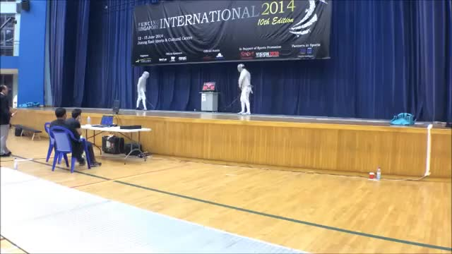 Watch this GIF on Gfycat. Discover more fencing GIFs on Gfycat