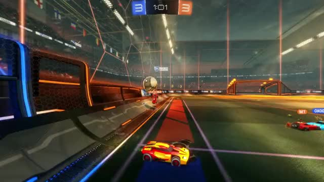 Watch and share Rocket League GIFs and Funny GIFs by kehvun on Gfycat