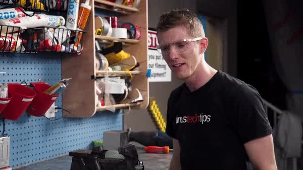 Watch Linus GIF on Gfycat. Discover more related GIFs on Gfycat