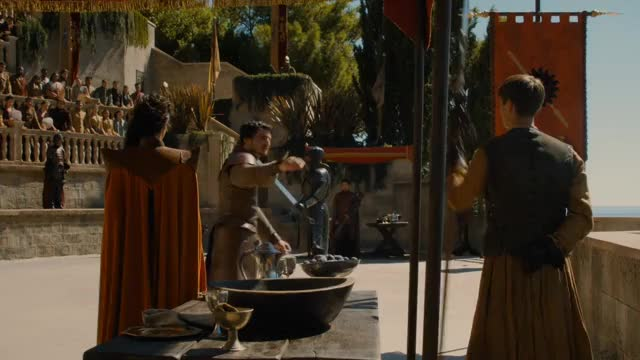 Watch and share Game Of Thrones S4E08 Gyfy By Shadowst17 GIFs by shadowst17 on Gfycat