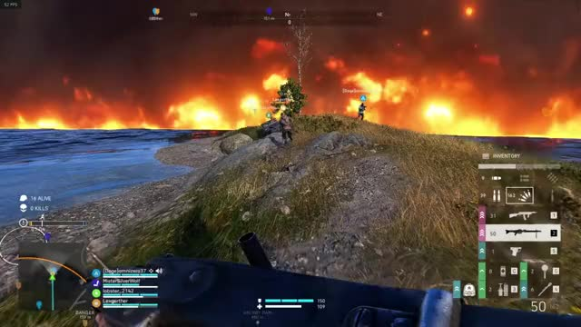 Watch and share Battlefield V GIFs and Firestorm GIFs by lobsterxcore on Gfycat