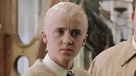 Watch and share Chamber Of Secrets GIFs and Draco Malfoy GIFs on Gfycat