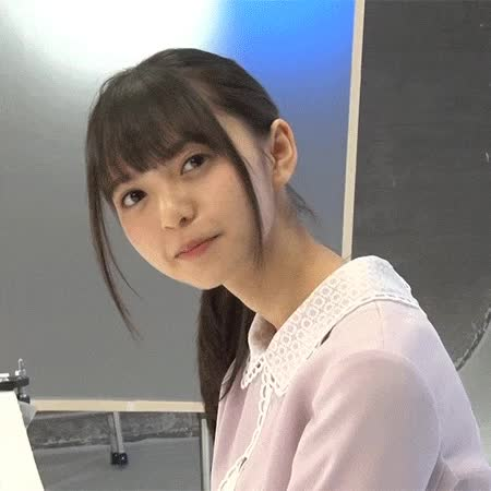 Ashu, Ashurin, Idol, Nogizaka46, Peace, Peace Sign, Saito Asuka, Slow Smile, Smile, V, Ashu peace GIFs