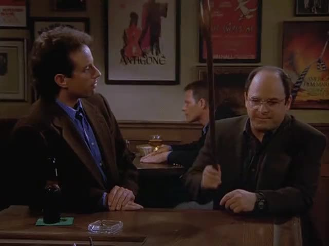 jerry seinfeld, The smartass response to your factual comment : upvotegifs GIFs