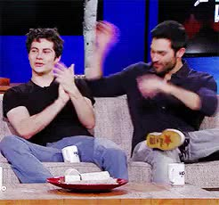 Watch Give him that hugg. https://weheartit.com/entry/146095781 GIF on Gfycat. Discover more dylano'brien, sterek, tylerhoechlin GIFs on Gfycat