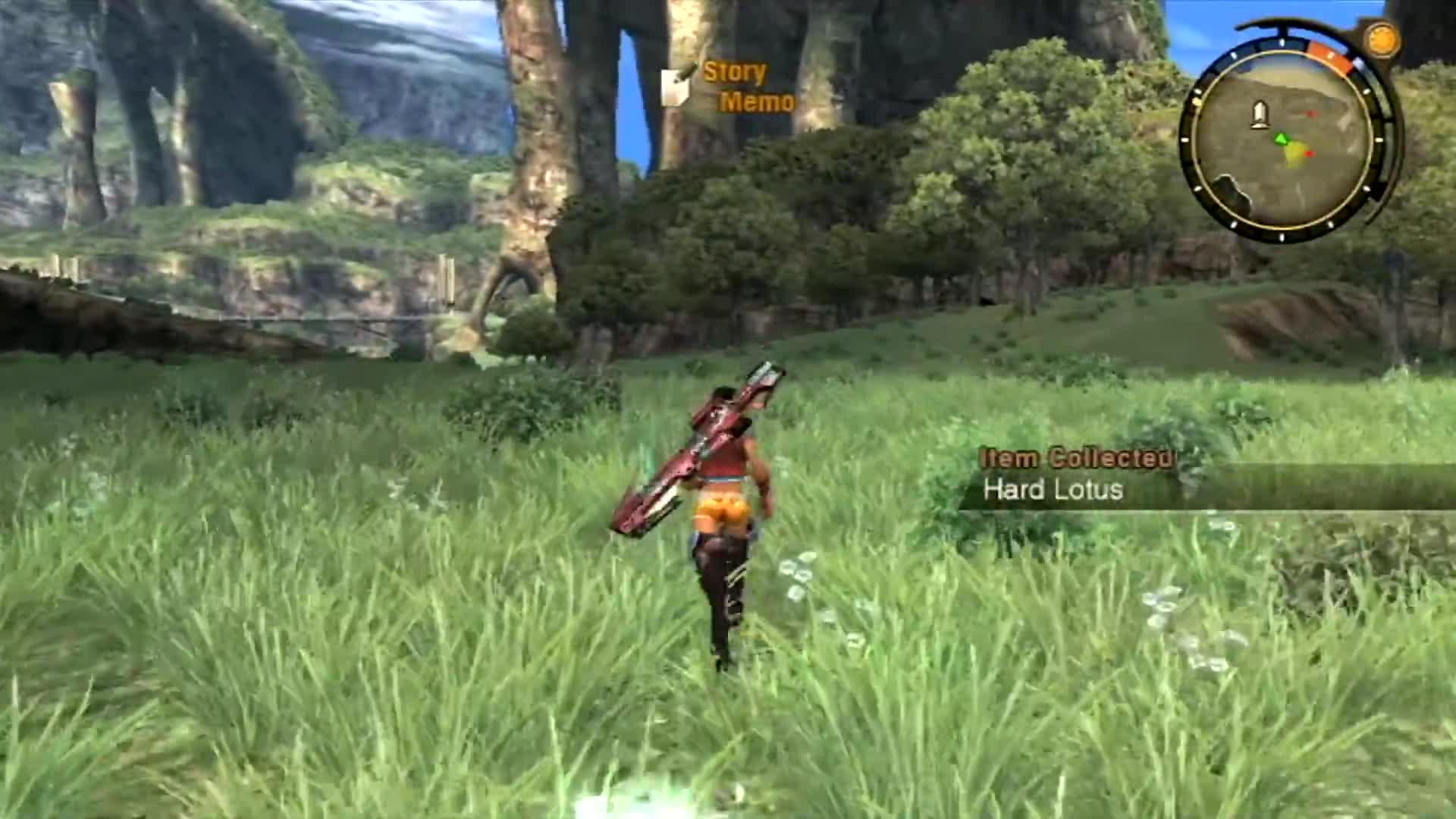 Adventure, Battle, Chronicles, Nintendo, RPG, Reyn Time, Shulk, Wii, Xenoblade, Xenoblade Chronicles, Xenoblade Chronicles - Episode 13: Earnest's Solitude GIFs