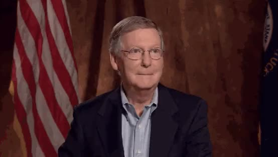 Watch and share Mitch Mcconnell GIFs on Gfycat