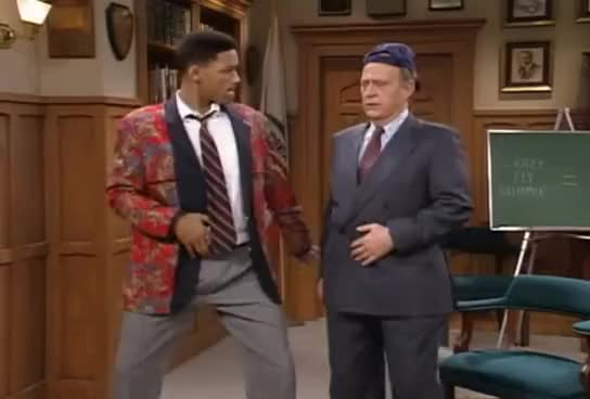 Watch Fresh Prince of Bel-air Will's Princeton Interview GIF on Gfycat. Discover more 18, All Tags, CAP, Disney, Princeton, alma, backwards, episode, fashion, fr, fresh, funny, hunnies, prince, recruiter, season, together, us, will, yo GIFs on Gfycat