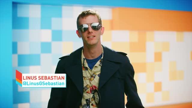 Watch and share Linus Sebastian GIFs and Celebs GIFs on Gfycat