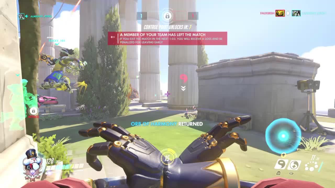 Overwatch, boop, overwatch, Please no, somebody help! Please no, please no! GIFs