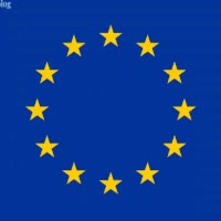 Watch and share Drapeau Europe Gif Animé GIFs on Gfycat