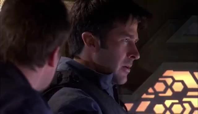Stargate Atlantis - Open Fire GIFs