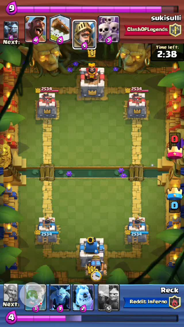 Watch and share Clashroyale GIFs and Sparky GIFs by reck29 on Gfycat