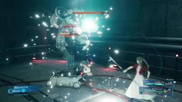 Watch and share FINAL FANTASY VII REMAKE 20200414202113 2 GIFs by novaknox on Gfycat