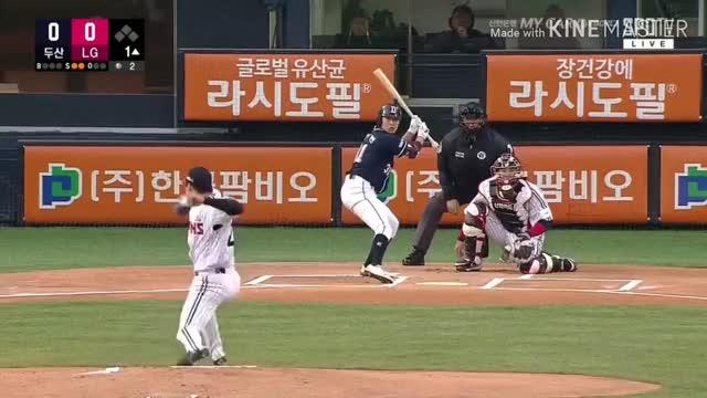 Watch 차우찬 1K GIF by 노승호 (@nsh880329) on Gfycat. Discover more baseball GIFs on Gfycat