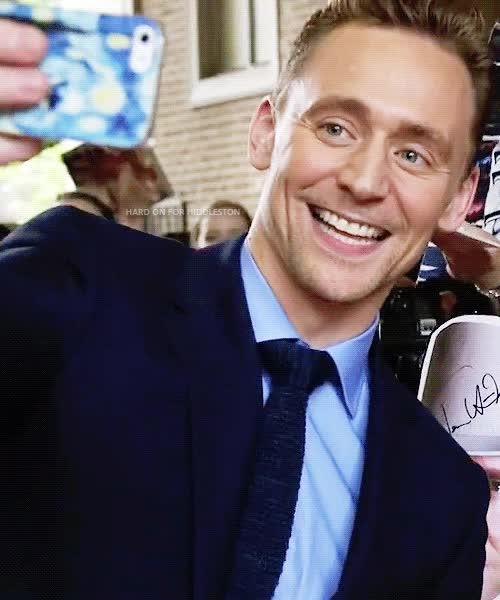 Watch Tom Hiddleston GIF by Reaction GIFs (@sypher0115) on Gfycat. Discover more Loki, Tom Hiddleston, TomHiddleston, celeb_gifs GIFs on Gfycat