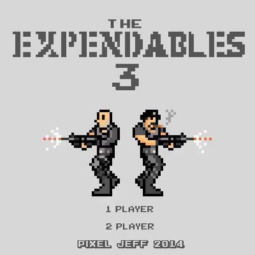 Watch and share Sylvester Stallone GIFs and The Expendables 3 GIFs on Gfycat
