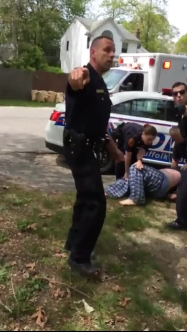 Watch and share Interrupting The Police While They're Doing Their Job Wcgw GIFs on Gfycat