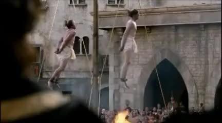 Watch Savonarola's execution | Borgia 2x04 GIF on Gfycat. Discover more related GIFs on Gfycat