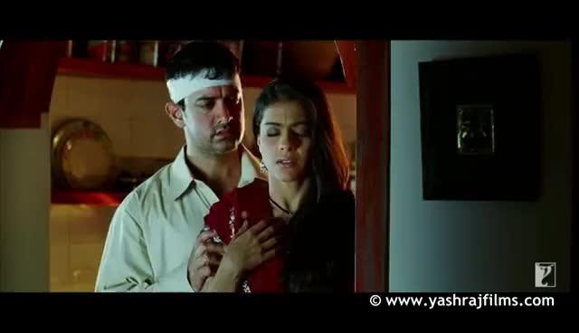 Watch and share Zooni! Main He Hoon Tumhara Rehan - Scene - Fanaa GIFs on Gfycat