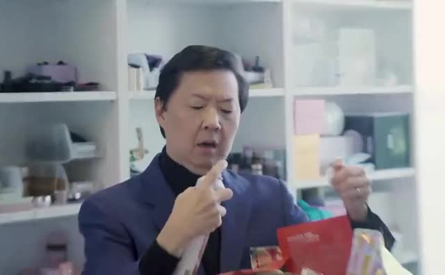 Watch and share Ken Jeong GIFs by GIF Factory on Gfycat