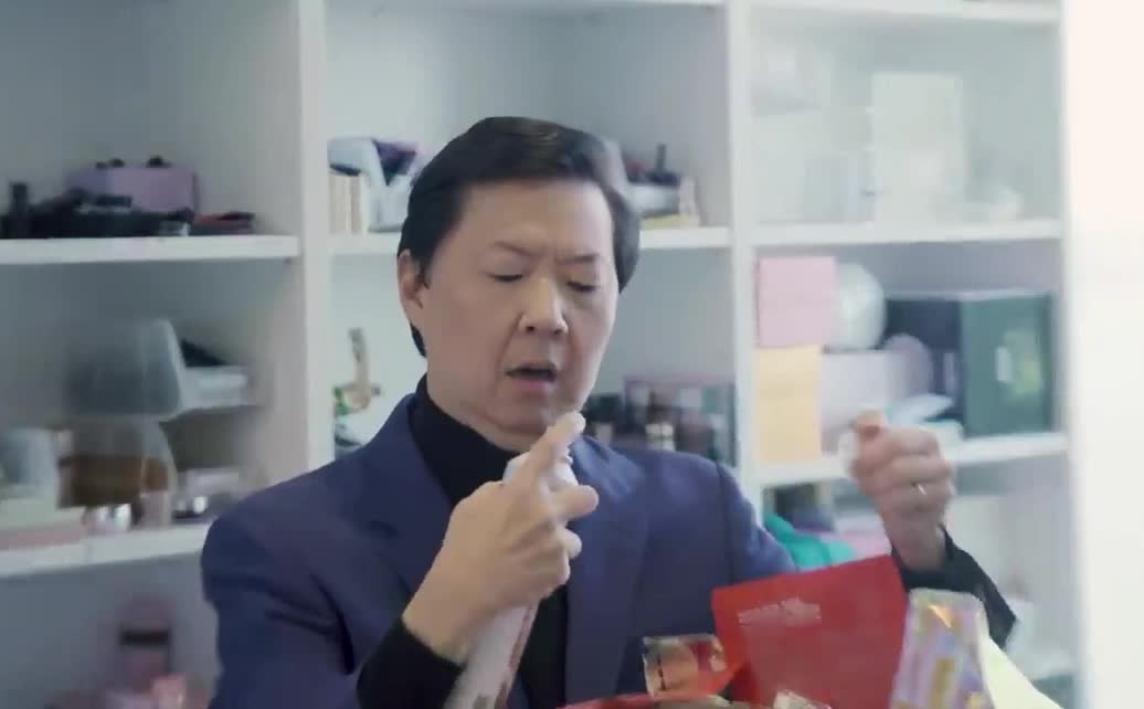 bad, bitter, disgust, epic, ew, fail, funny, intern, jeong, ken, lol, mouth, omg, puke, taste, terrible, throw, try, up, vogue, Ken Jeong Interns at Vogue GIFs