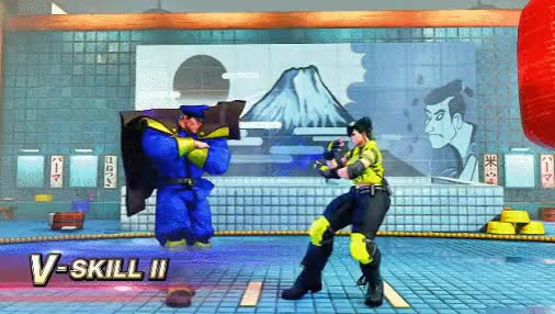 Watch and share Street Fighter V GIFs and Fgc GIFs by bnice on Gfycat