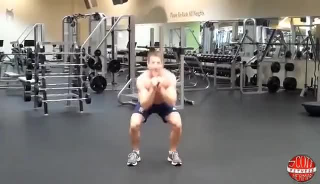 Watch this squat jumps GIF on Gfycat. Discover more exercise, ffgfgfg, fitness, jump, squat, squat jumps, squats GIFs on Gfycat