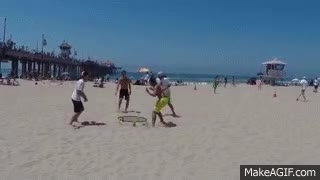 Watch and share How To Play Spikeball With Team Spikeball GIFs on Gfycat