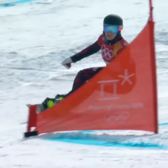 Watch Skier nearly kills squirrel during olympics GIF on Gfycat. Discover more related GIFs on Gfycat