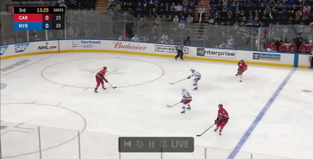 Watch and share Carolina Hurricanes GIFs and New York Rangers GIFs on Gfycat