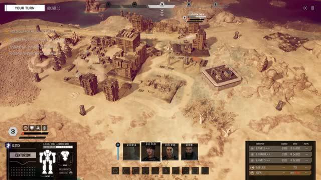 BattleTech - 22 Minutes of Tactical Mech GAMEPLAY! GIF | Find, Make