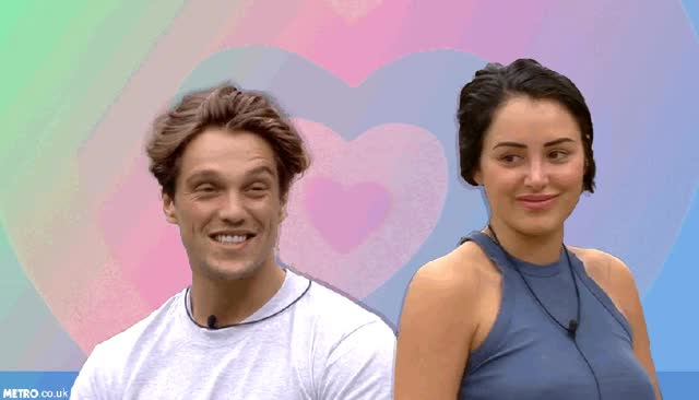 Watch Lewis and Marnie romance blasted as showmance on Twitter GIF on Gfycat. Discover more related GIFs on Gfycat