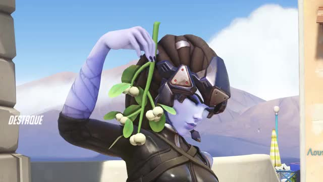 Watch no thanks 18-04-15 21-20-45 GIF by @fullmoon on Gfycat. Discover more overwatch, widowmaker GIFs on Gfycat