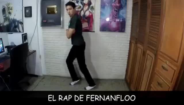EL RAP DE FERNANFLOO !!