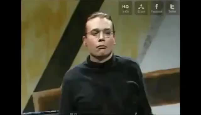 Watch and share Now I'm As Happy As A Little Girl ::: Dieter (Mike Myers) ::: Sprockets (SNL) GIFs by Barb Beilfuss Koester on Gfycat