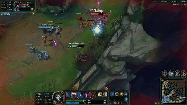 Watch Welcome to Bronze 5 GIF on Gfycat. Discover more leagueofmemes GIFs on Gfycat