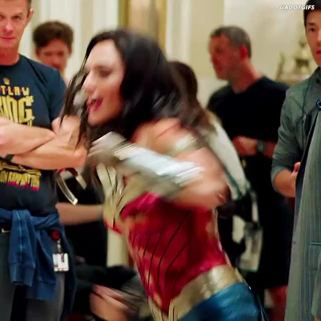 Watch and share Gal Gadot GIFs by High Mind  on Gfycat