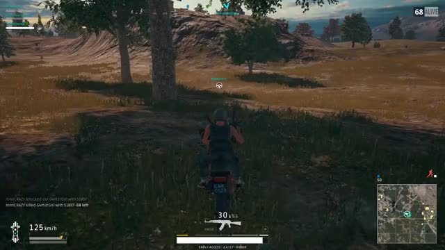 Watch and share Pubg Motorrad GIFs on Gfycat
