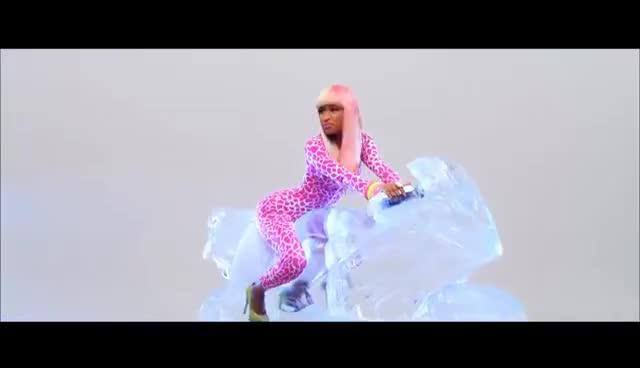 Nicki Minaj, Nicki Minaj GIFs
