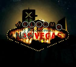 Watch and share Gifs Fallout New Vegas FNV Fallout Nv The Strip GIFs on Gfycat