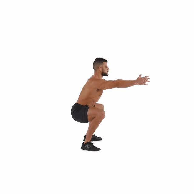 Watch and share Isometric Squat GIFs on Gfycat