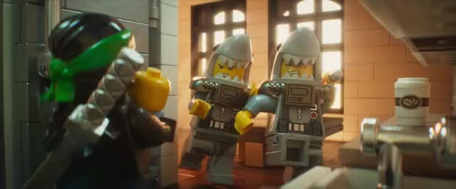 Watch and share Lego Ninjago Movie GIFs and Fighting GIFs by LEGO NINJAGO Movie on Gfycat